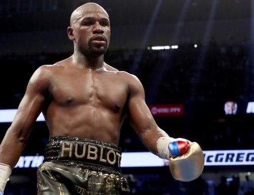 Floyd Mayweather 5 Boxing Tips
