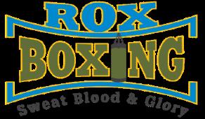 Rox Boxing Gym Logo