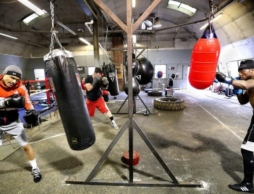 How Boxing Affects the Body