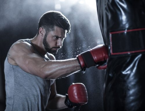 15-Minute Boxing Conditioning Circuit